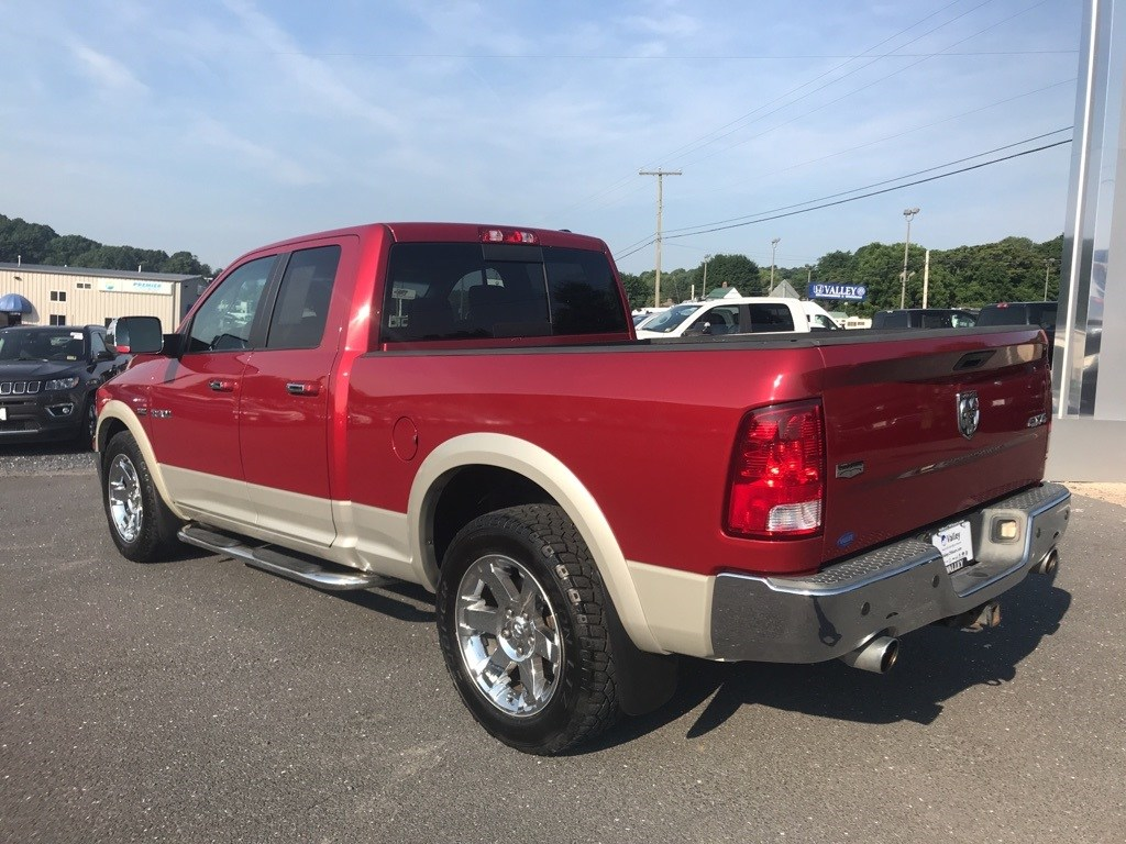 2010 Ram 1500 Extended Cab 4x4,  Pickup #J61500A - photo 6