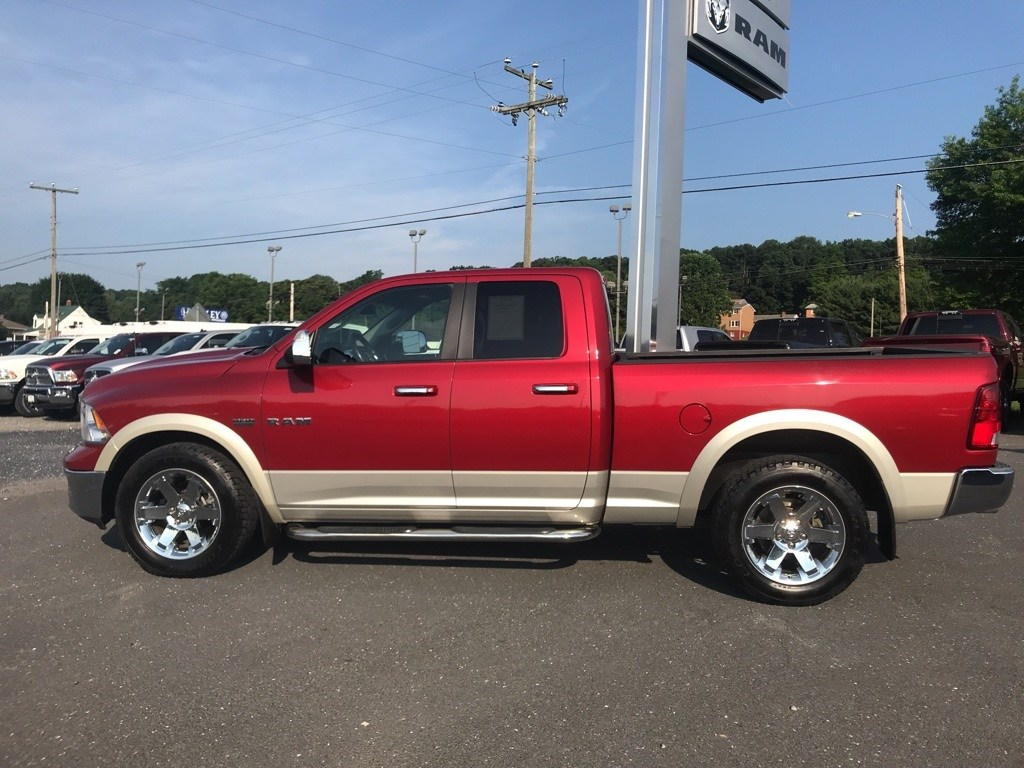 2010 Ram 1500 Extended Cab 4x4,  Pickup #J61500A - photo 7
