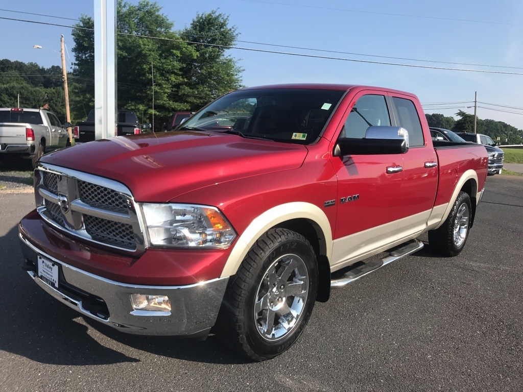 2010 Ram 1500 Extended Cab 4x4,  Pickup #J61500A - photo 8