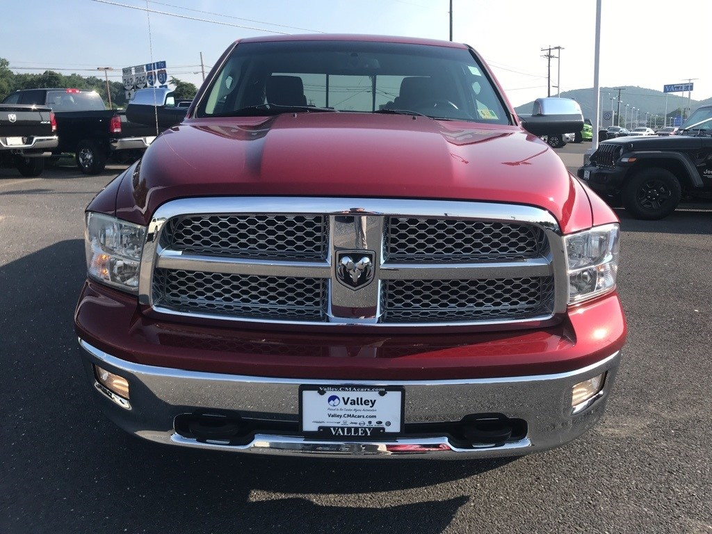 2010 Ram 1500 Extended Cab 4x4,  Pickup #J61500A - photo 9