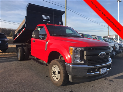 2017 F-350 Regular Cab DRW 4x4, Dump Body #PC0326 - photo 1