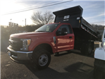 2017 F-350 Regular Cab DRW 4x4, Dump Body #PC0326 - photo 7