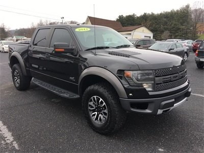 2013 F-150 SuperCrew Cab 4x4, Pickup #PC0384 - photo 1