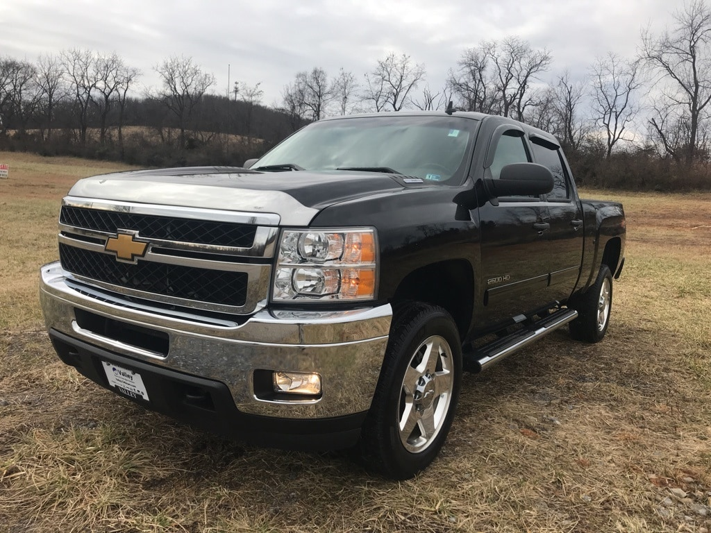 2014 Silverado 2500 Crew Cab 4x4,  Pickup #PC0479 - photo 8