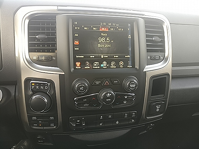 2017 Ram 1500 Crew Cab 4x4 Pickup #R61011 - photo 16