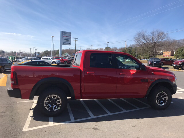 2017 Ram 1500 Crew Cab 4x4, Pickup #R61051 - photo 5