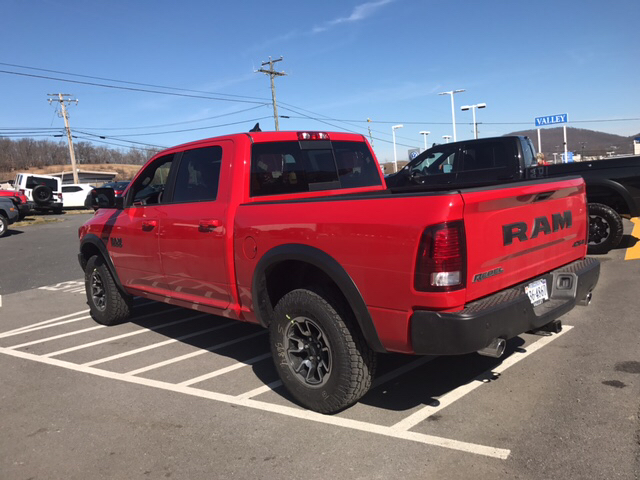 2017 Ram 1500 Crew Cab 4x4, Pickup #R61051 - photo 2
