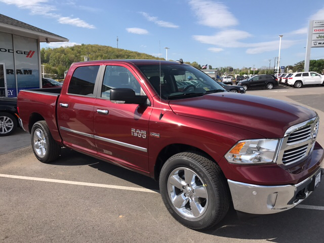 2017 Ram 1500 Crew Cab 4x4 Pickup #R61085 - photo 4