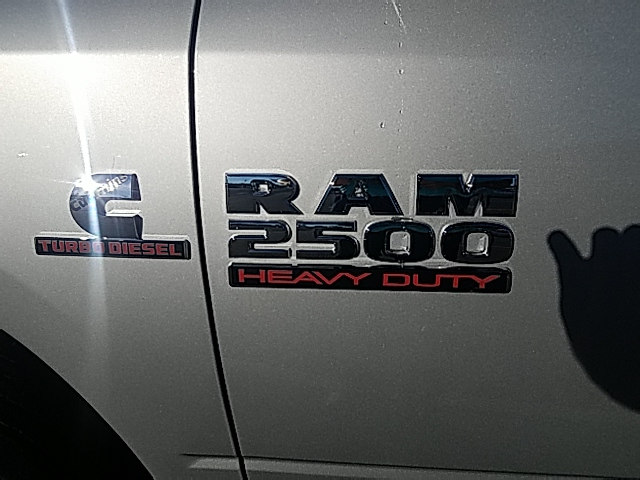 2018 Ram 2500 Mega Cab 4x4,  Pickup #R61174 - photo 22
