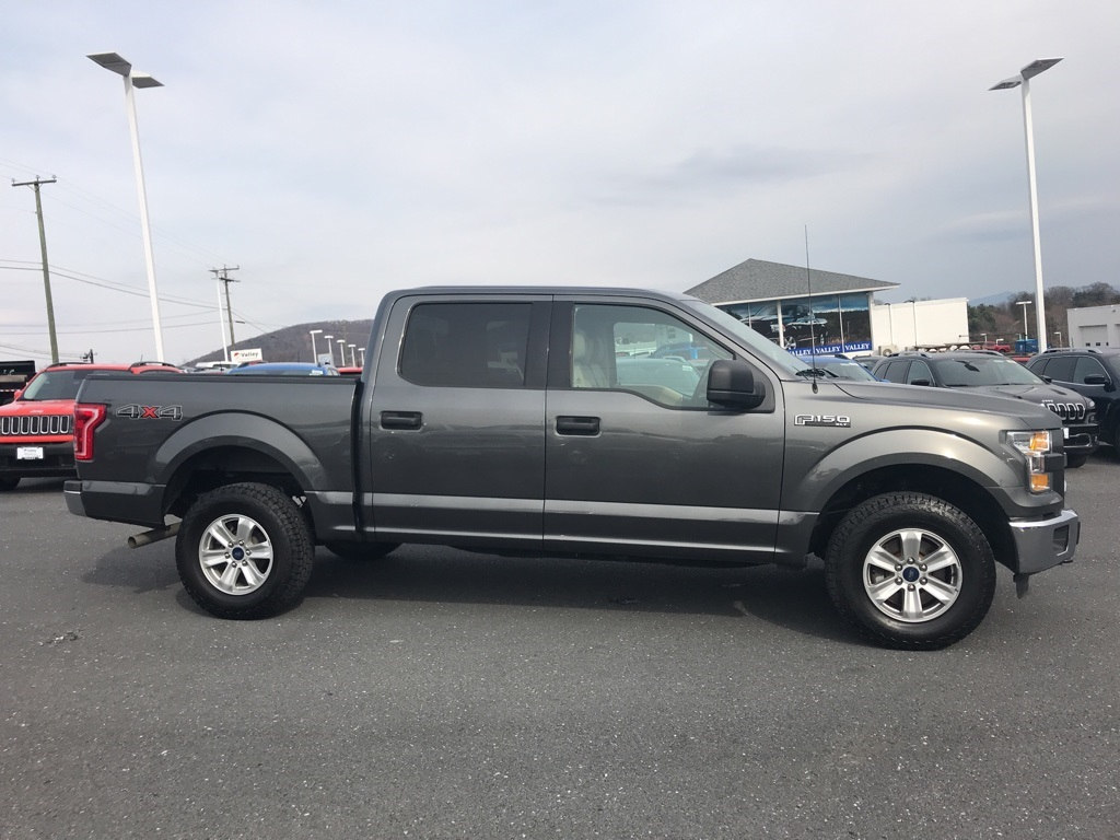2015 F-150 Super Cab 4x4, Pickup #R61193B - photo 3