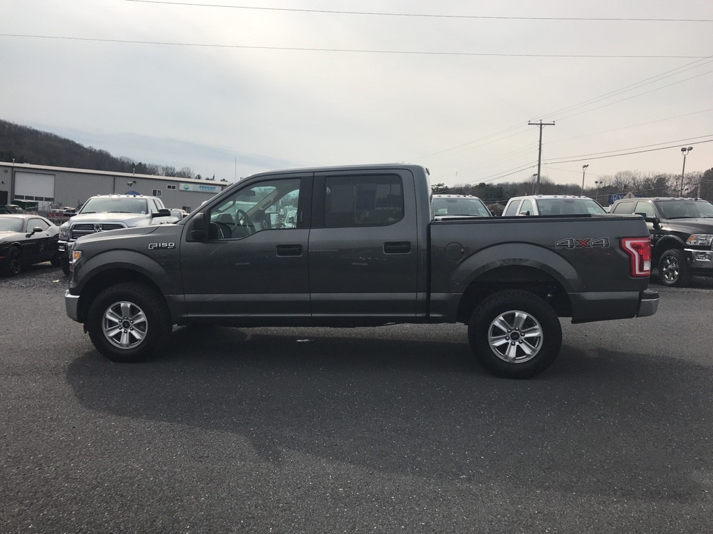 2015 F-150 Super Cab 4x4, Pickup #R61193B - photo 7
