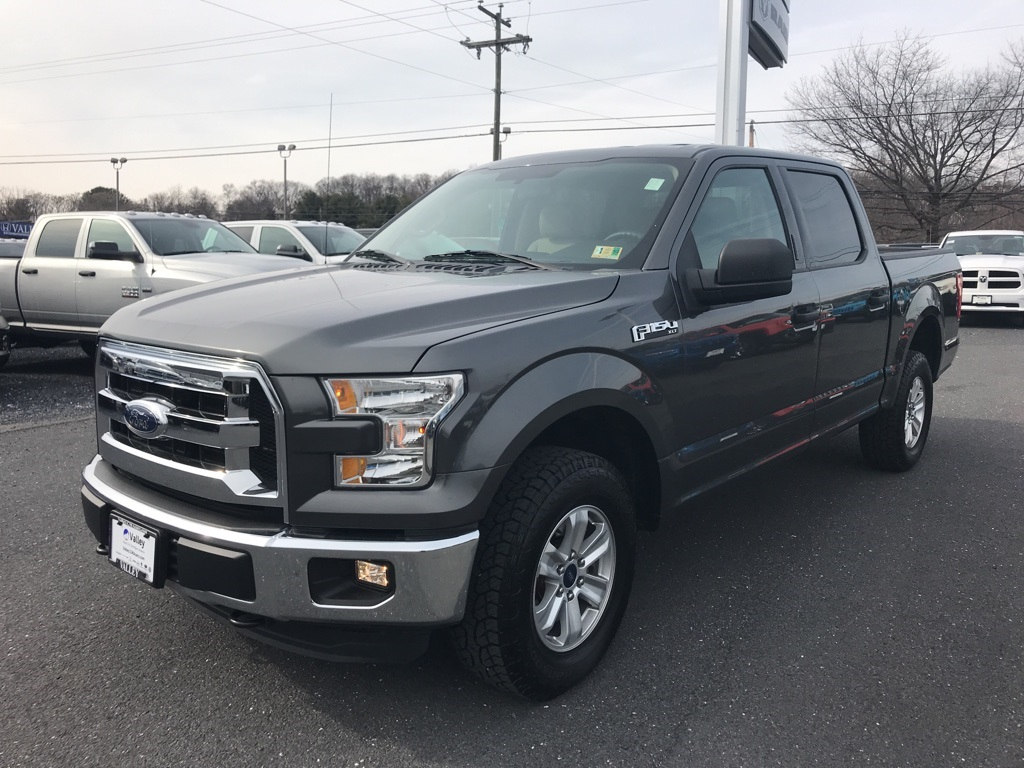 2015 F-150 Super Cab 4x4, Pickup #R61193B - photo 8