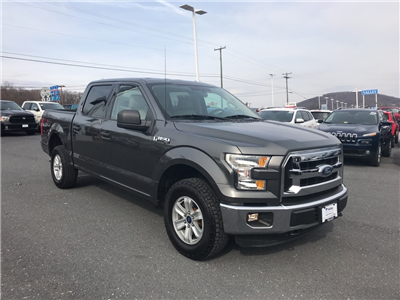 2015 F-150 Super Cab 4x4, Pickup #R61193B - photo 1