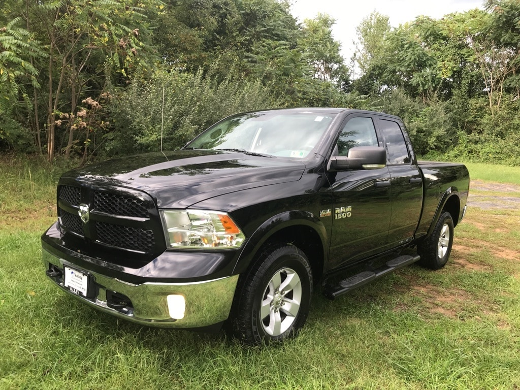 2014 Ram 1500 Quad Cab 4x4,  Pickup #R61203A - photo 8