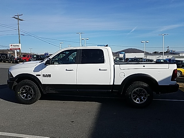 2018 Ram 1500 Crew Cab 4x4,  Pickup #R61215 - photo 8