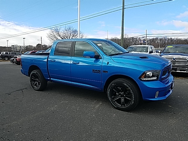 2018 Ram 1500 Crew Cab 4x4,  Pickup #R61224 - photo 4
