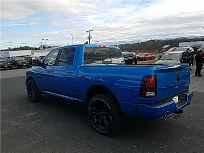 2018 Ram 1500 Crew Cab 4x4,  Pickup #R61224 - photo 2