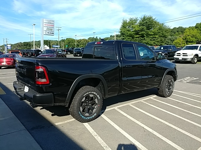 2019 Ram 1500 Quad Cab 4x4,  Pickup #R61286 - photo 6