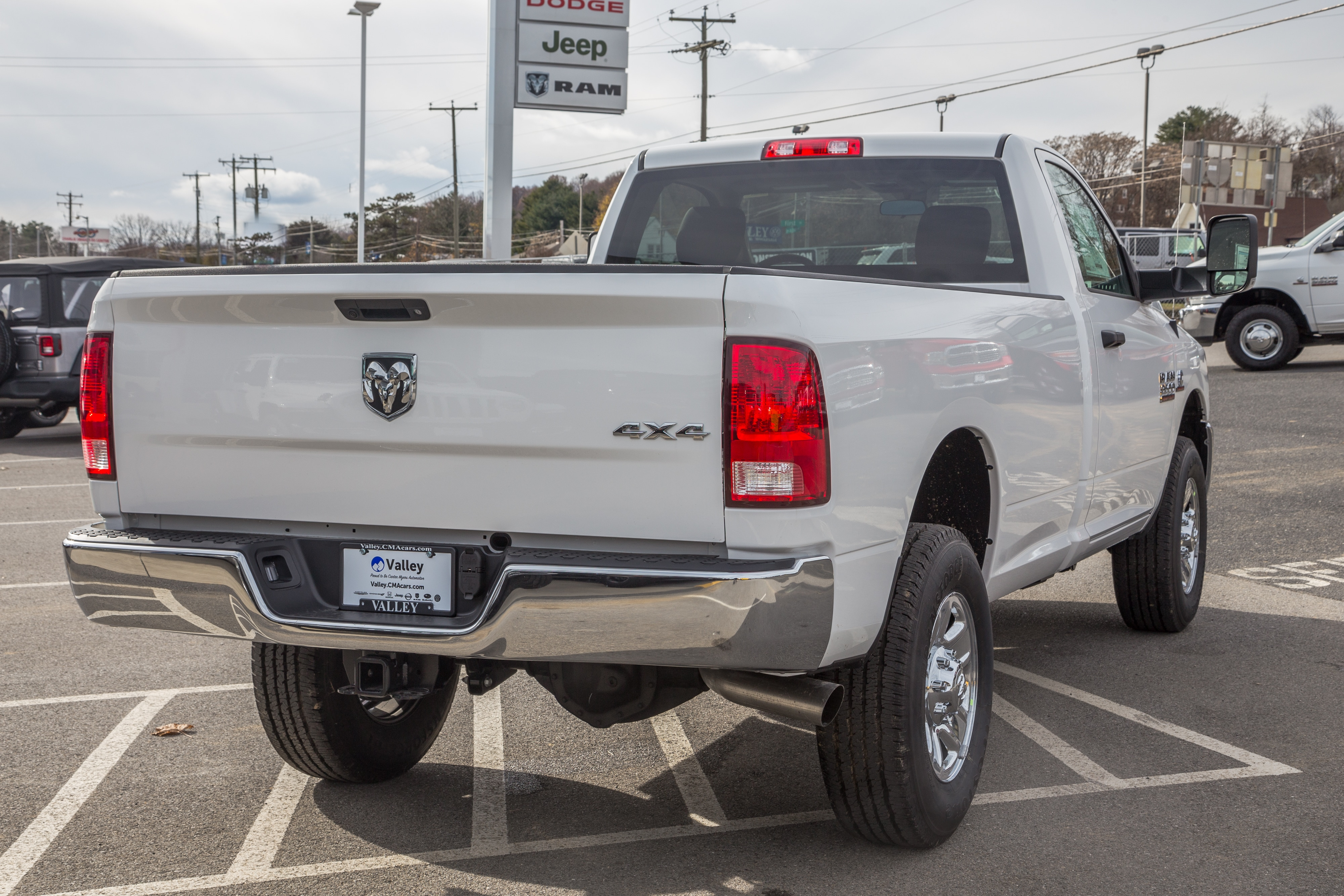 2018 Ram 3500 Regular Cab 4x4,  Pickup #R61342 - photo 2
