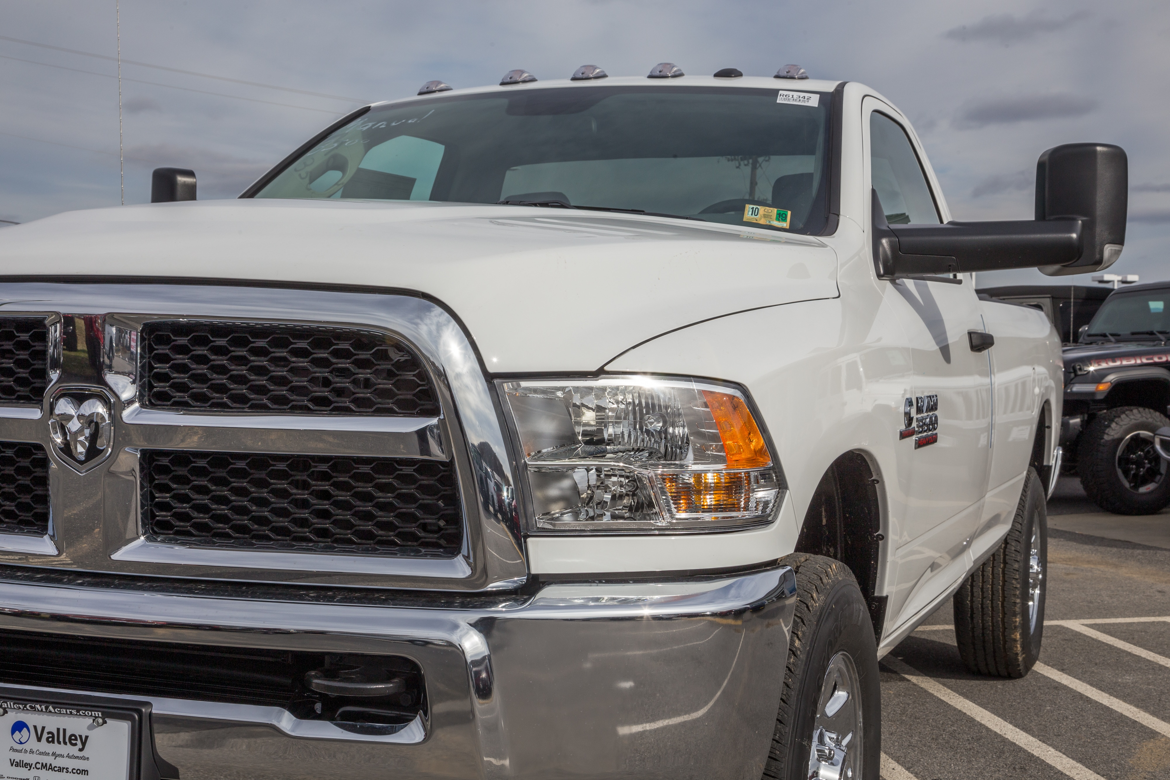 2018 Ram 3500 Regular Cab 4x4,  Pickup #R61342 - photo 9