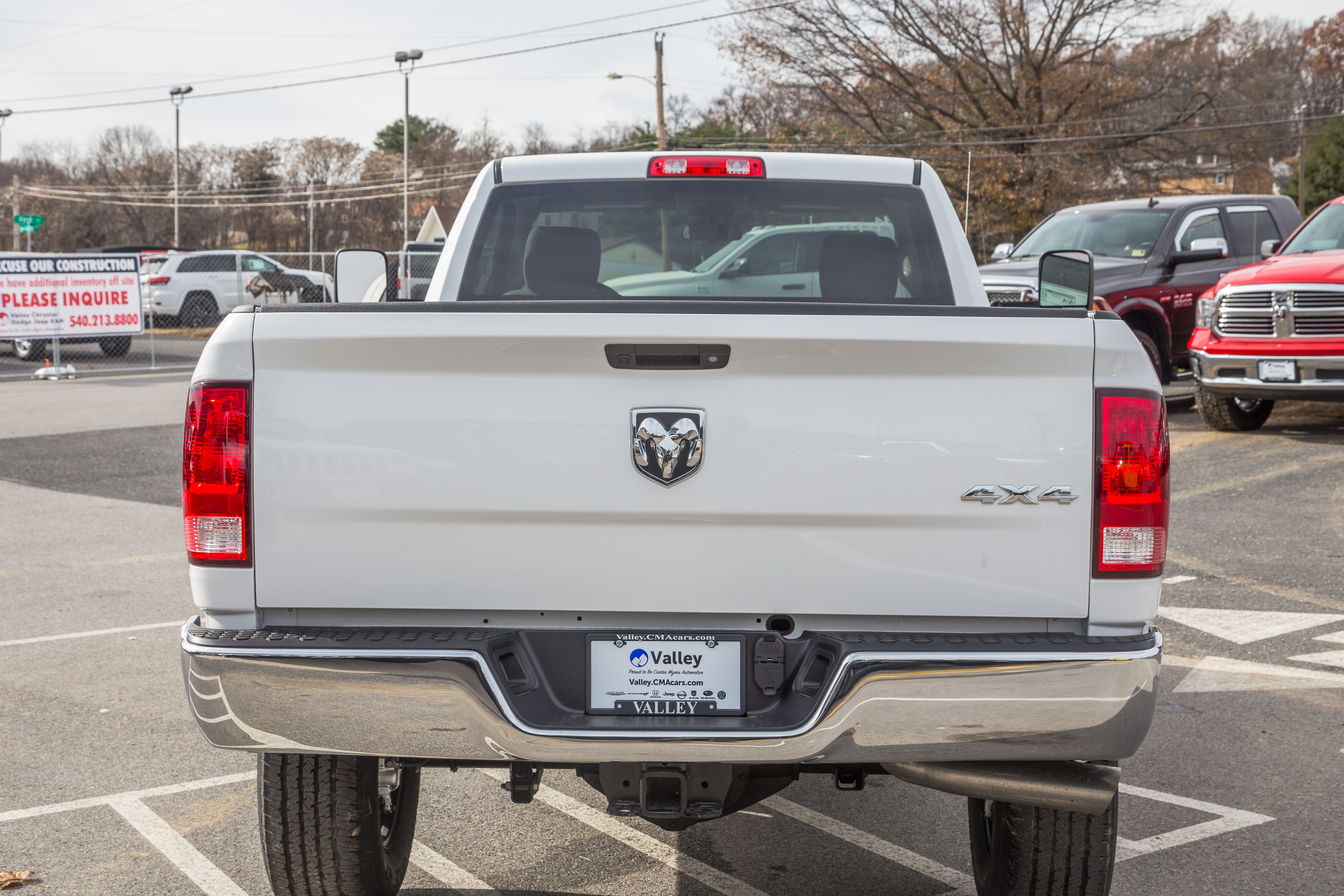 2018 Ram 3500 Regular Cab 4x4,  Pickup #R61342 - photo 7