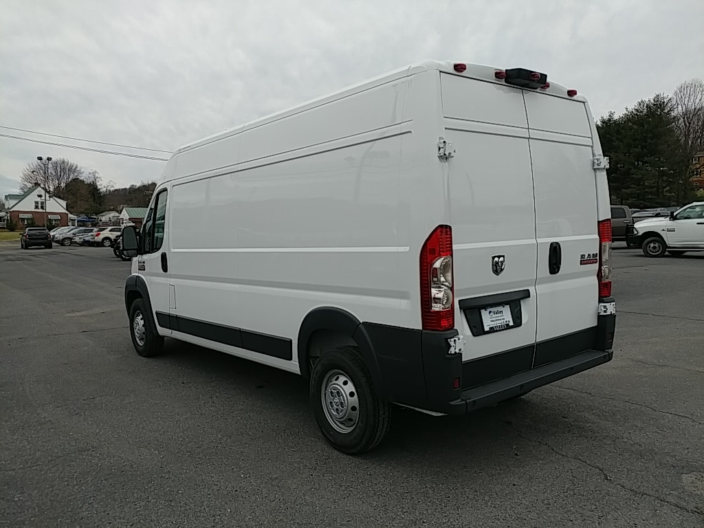 2018 ProMaster 2500 High Roof FWD,  Empty Cargo Van #R61346 - photo 8