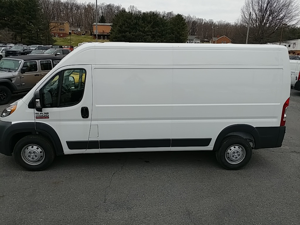 2018 ProMaster 2500 High Roof FWD,  Empty Cargo Van #R61346 - photo 9