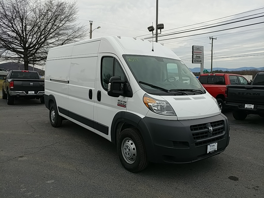 2018 ProMaster 2500 High Roof FWD,  Empty Cargo Van #R61346 - photo 3