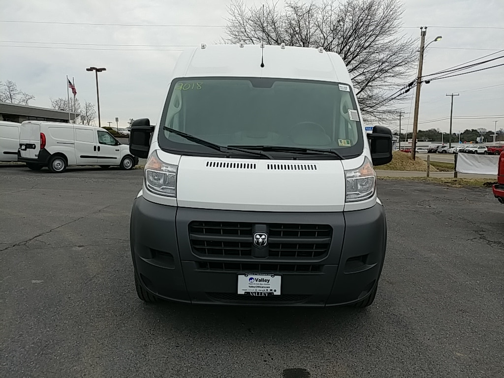 2018 ProMaster 2500 High Roof FWD,  Empty Cargo Van #R61346 - photo 4