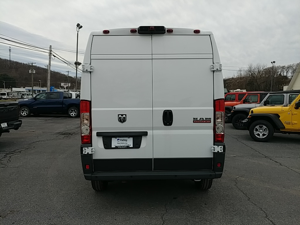 2018 ProMaster 2500 High Roof FWD,  Empty Cargo Van #R61346 - photo 7