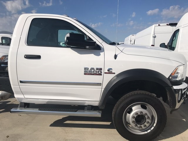 2017 Ram 5500 Regular Cab DRW 4x4, Cab Chassis #R1155 - photo 23