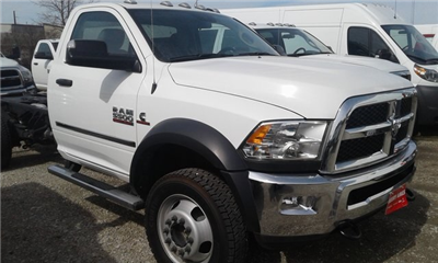 2017 Ram 5500 Regular Cab DRW 4x4, Cab Chassis #R1155 - photo 11