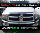 2017 Ram 5500 Regular Cab DRW 4x4, Cab Chassis #R1155 - photo 1