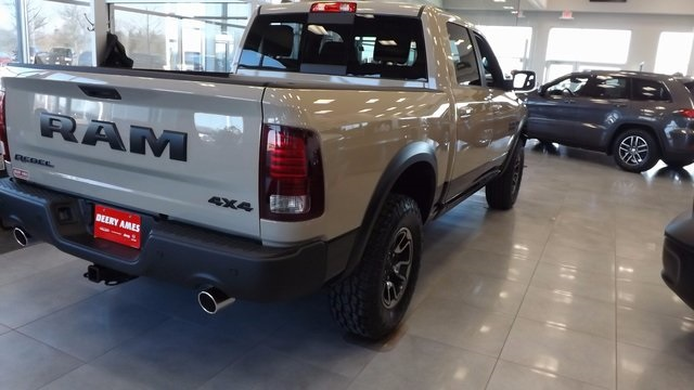 2017 Ram 1500 Crew Cab 4x4, Pickup #R1180 - photo 2