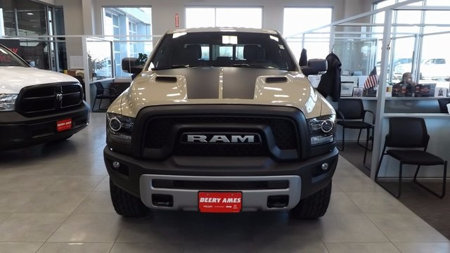 2017 Ram 1500 Crew Cab 4x4, Pickup #R1180 - photo 23