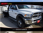 2017 Ram 5500 Crew Cab DRW 4x4, Knapheide Platform Body #R1217 - photo 1