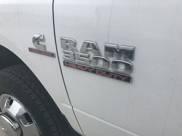 2017 Ram 3500 Regular Cab DRW 4x4, M H EBY Dump Body #R1289 - photo 8