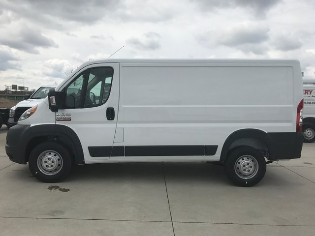 2017 ProMaster 1500 Low Roof, Cargo Van #R1325 - photo 4