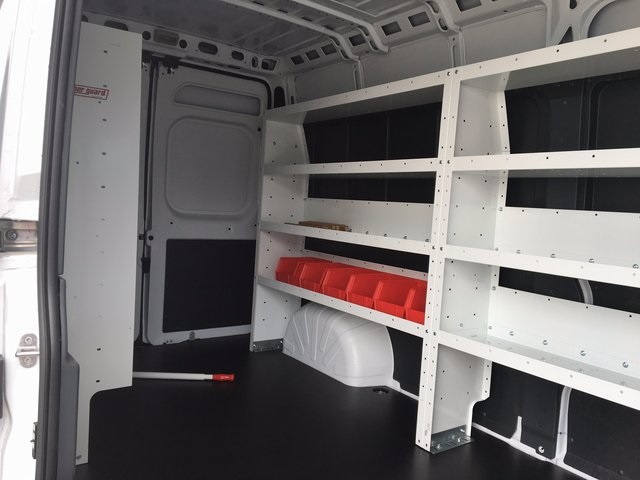 2017 ProMaster 2500, Weather Guard Van Upfit #R1328 - photo 17