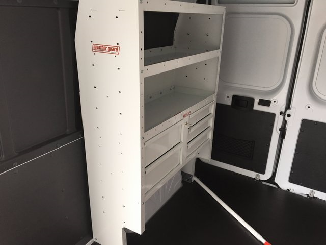 2017 ProMaster 2500 High Roof, Weather Guard Van Upfit #R1328 - photo 21