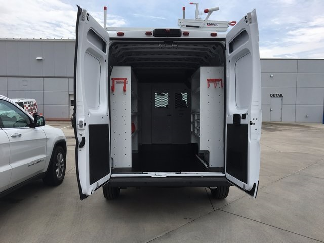 2017 ProMaster 2500 High Roof, Weather Guard Van Upfit #R1328 - photo 2