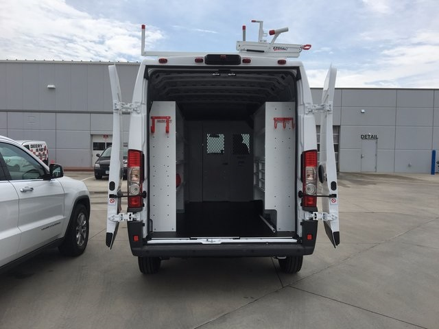 2017 ProMaster 2500, Weather Guard Van Upfit #R1328 - photo 29