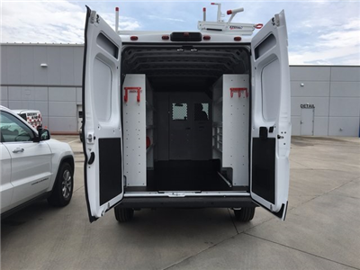 2017 ProMaster 2500, Weather Guard Van Upfit #R1328 - photo 2