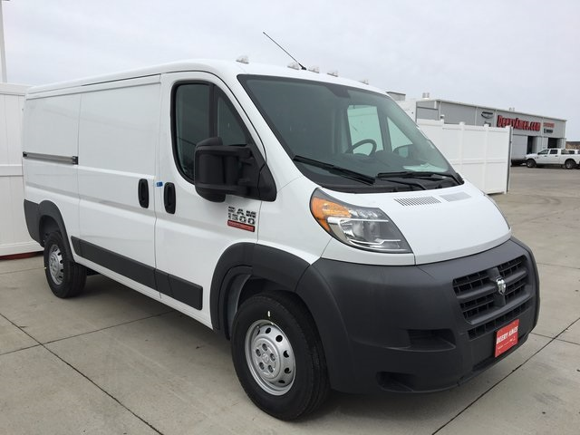 2017 ProMaster 1500 Low Roof, Cargo Van #R1340 - photo 4