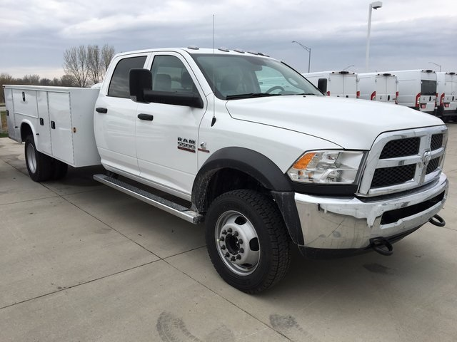 2017 Ram 5500 Crew Cab DRW 4x4, Knapheide Service Body #R1348 - photo 5