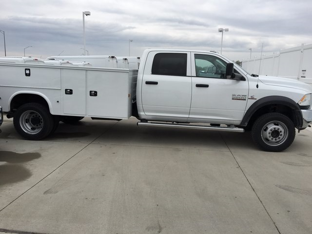 2017 Ram 5500 Crew Cab DRW 4x4, Knapheide Service Body #R1348 - photo 6
