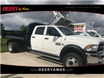 2017 Ram 5500 Crew Cab DRW 4x4, Knapheide Dump Body #R1349 - photo 1