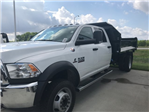 2017 Ram 5500 Crew Cab DRW 4x4, Knapheide Drop Side Dump Bodies Dump Body #R1349 - photo 4