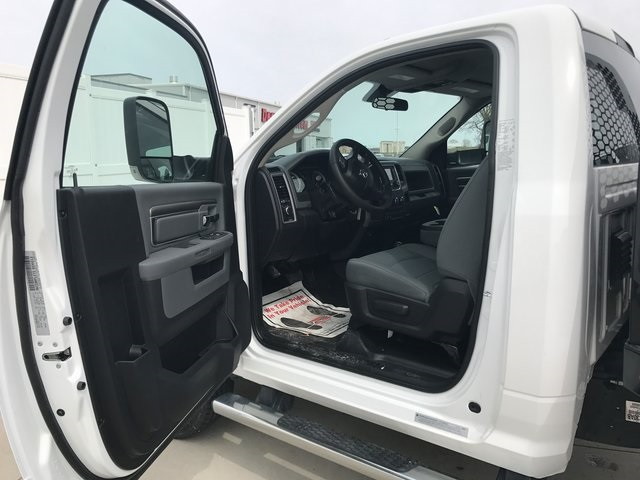 2017 Ram 3500 Regular Cab DRW 4x4, Knapheide Platform Body #R1350 - photo 9