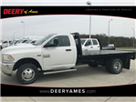 2017 Ram 3500 Regular Cab DRW 4x4, Knapheide Platform Body #R1350 - photo 1